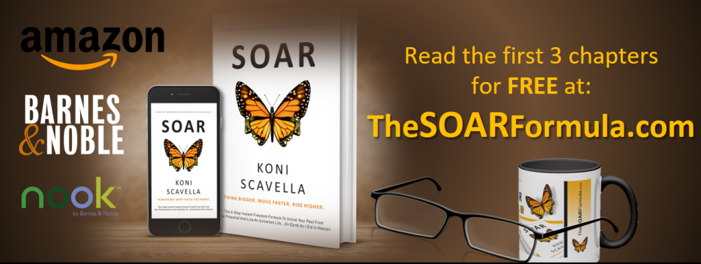 Buy the Book and SOAR